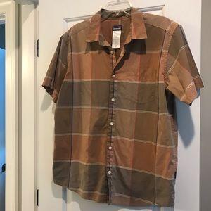 Patagonia shirt large
